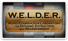 WELDER featured game