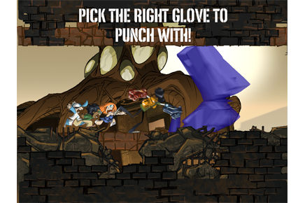 Escape from age of monsters ayopa games for What does punch out mean in construction